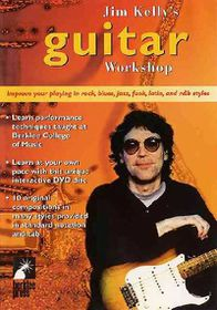 Jim Kelly's Guitar Workshop - (Region 1 Import DVD)