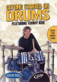 Getting Started on Drums with Tommy Igoe - (Import DVD)