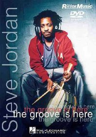 Steve Jordan:Groove is Here - (Region 1 Import DVD)