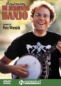 Beginning Bluegrass Banjo - (Region 1 Import DVD)
