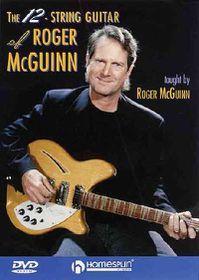 12 String Guitar of Roger Mcguinn - (Region 1 Import DVD)