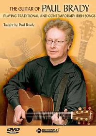 Guitar of Paul Brady - (Region 1 Import DVD)