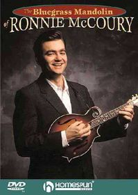 Bluegrass Mandolin of Ronnie Mccoury - (Region 1 Import DVD)