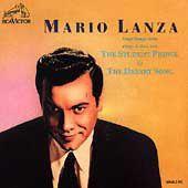 Mario Lanza - Student Prince & The Desert Song (CD)