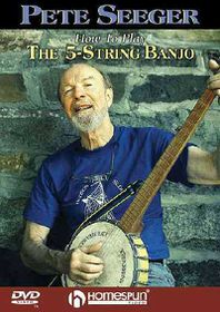How to Play the 5 String Banjo - (Region 1 Import DVD)