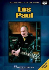 Les Paul - (Region 1 Import DVD)