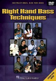 Right Hand Bass Techniques - (Region 1 Import DVD)