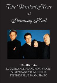 Steinway And Sons Presents The Classical Hour At Steinway Hall - (Region 1 Import DVD)