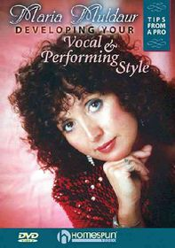 Developing Your Vocal and Performing - (Region 1 Import DVD)