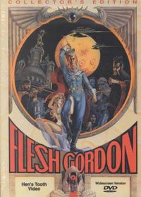 Flesh Gordon Uncut Version - (Region 1 Import DVD)