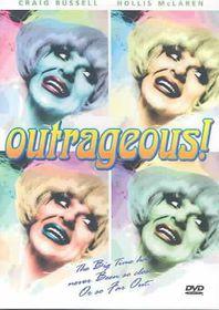 Outrageous - (Region 1 Import DVD)