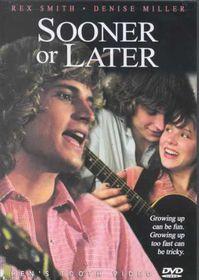 Sooner or Later - (Region 1 Import DVD)