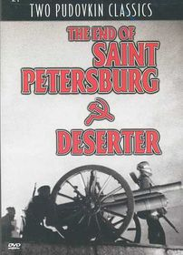 End of Saint Petersburg/Deserter (Region 1 Import DVD)