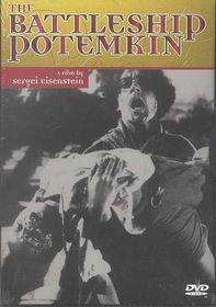 Battleship Potemkin (Region 1 Import DVD)