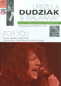 Dudziak & Walkaway:for You - (Region 1 Import DVD)