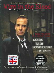 Wire in the Blood - The Complete Third Season - (Region 1 Import DVD)