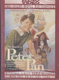Peter Pan - (Region 1 Import DVD)