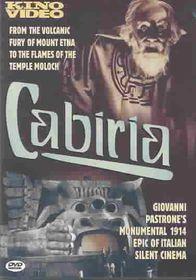 Cabiria - (Region 1 Import DVD)