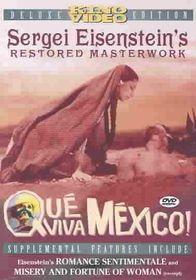 Que Viva Mexico - (Region 1 Import DVD)
