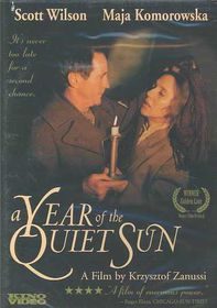Year of the Quiet Sun - (Region 1 Import DVD)