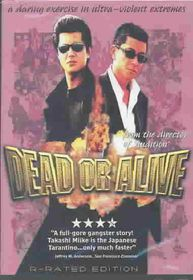 Dead or Alive - (Region 1 Import DVD)