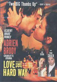 Love the Hard Way - (Region 1 Import DVD)