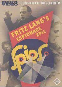 Spies - (Region 1 Import DVD)