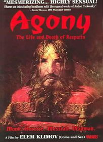 Agony:Life and Death of Rasputin - (Region 1 Import DVD)