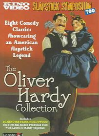 Oliver Hardy Collection - (Region 1 Import DVD)