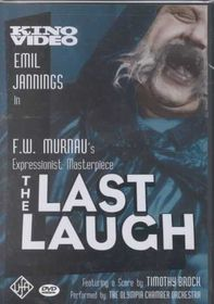 Last Laugh - (Region 1 Import DVD)