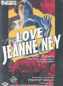 Love of Jeanne Ney - (Region 1 Import DVD)