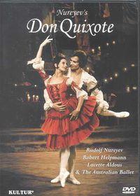 Don Quixote - (Region 1 Import DVD)