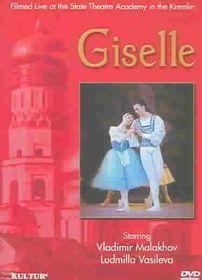 Giselle (Malakov) - (Region 1 Import DVD)