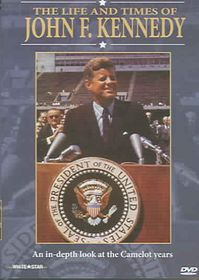 Life and Times of John F. Kennedy - (Region 1 Import DVD)