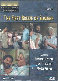 First Breeze of Summer - (Region 1 Import DVD)
