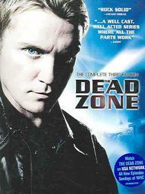 Dead Zone: Season 3 (Region 1 Import DVD)