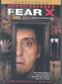 Fear X - (Region 1 Import DVD)