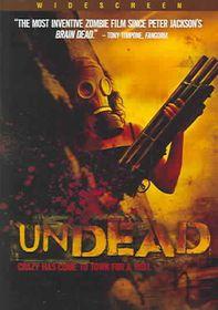 Undead - (Region 1 Import DVD)