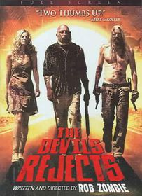 Devil's Rejects - (Region 1 Import DVD)