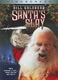 Santa's Slay - (Region 1 Import DVD)