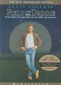 Field of Dreams Anniversary Edition - (Region 1 Import DVD)