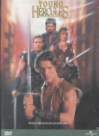 Young Hercules - (Region 1 Import DVD)