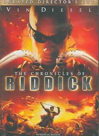 Chronicles of Riddick Unrated Director's Cut - (Region 1 Import DVD)
