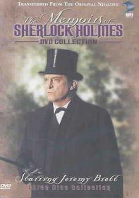 Memoirs of Sherlock Holmes - (Region 1 Import DVD)