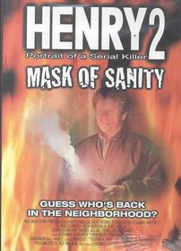 Henry 2:Mask of Sanity - (Region 1 Import DVD)