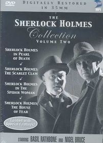 Sherlock Holmes Collection Vol 2 - (Region 1 Import DVD)