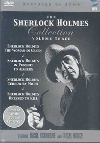 Sherlock Holmes Collection Vol 3 - (Region 1 Import DVD)