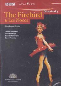 Firebird & Led Noces  (Stravinsky) - (Region 1 Import DVD)