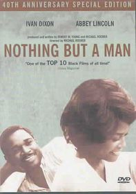 Nothing but a Man - (Region 1 Import DVD)