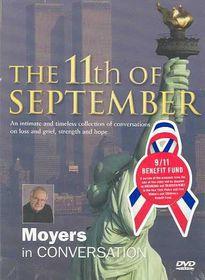 11th of September: Bill Moyers in Conversation - (Region 1 Import DVD)